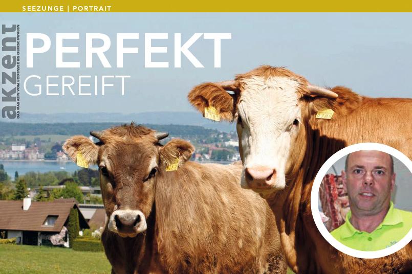 Dry aged beef vom Schrofenhof im Akzent Magazin